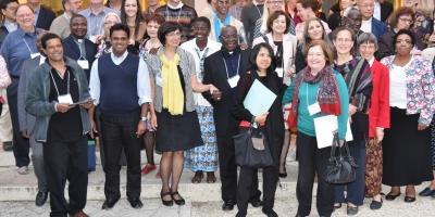 Participants Nonviolence Just Peace Conference 2016