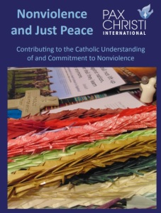 Cover of Nonviolence and Just Peace Conference Brochure