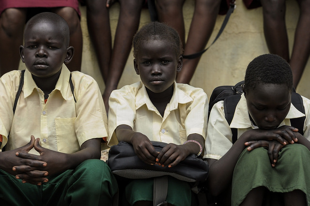 A message from the bishops of South Sudan: Do not be afraid; rise aboveadversity