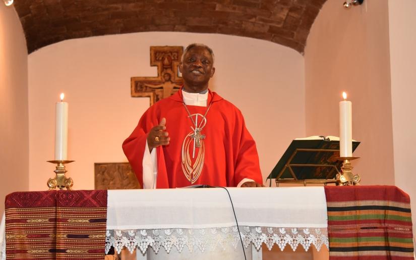 Cardinal Turkson Mass5