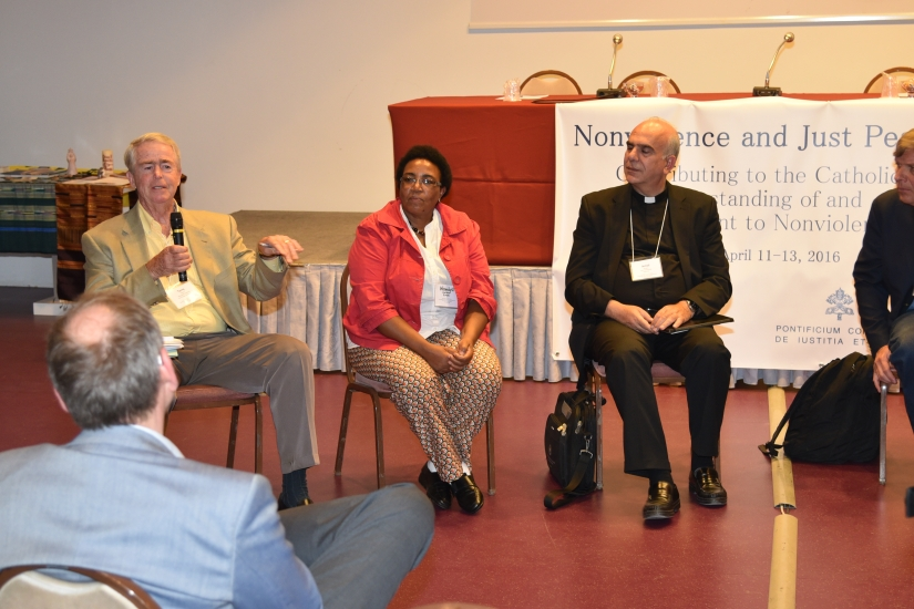 Webinar #2: Experiences of nonviolence and Jesus' way of nonviolence