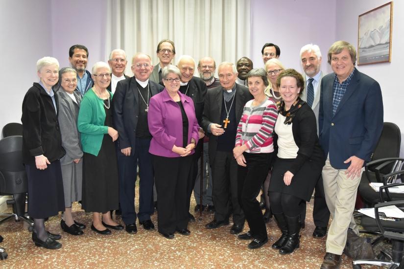 Catholic Nonviolence Initiative meets with Vaticanofficials
