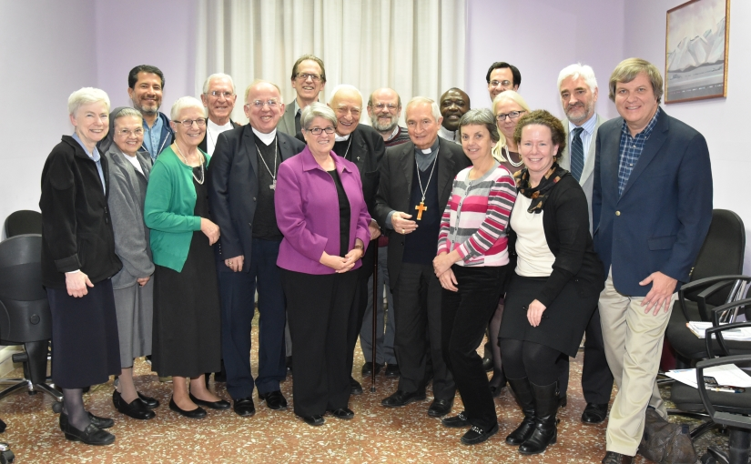 Catholic Nonviolence Initiative meets with Vatican officials
