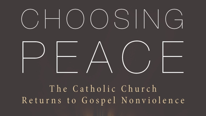 Catholic Nonviolence Initiative – Affirming the vision and practice