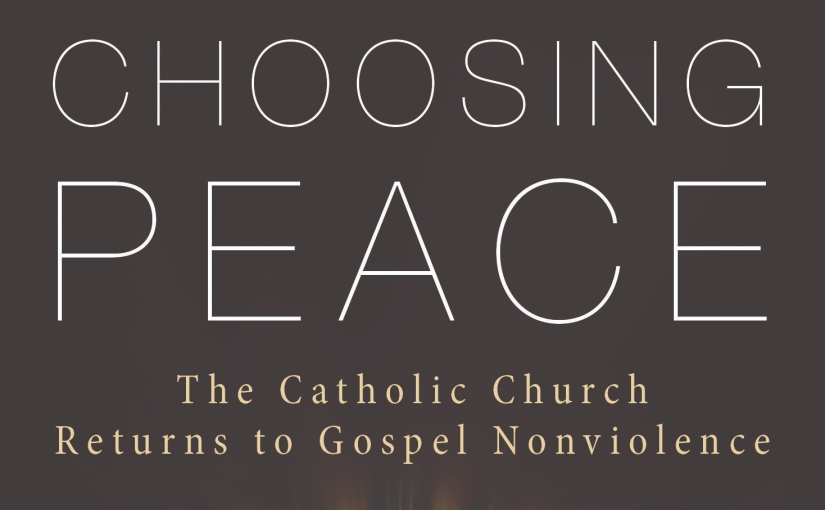 """""""Choosing Peace"""" nowavailable"""