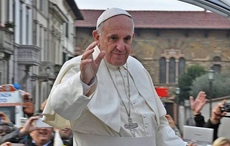 Bishop McElroy on Pope Francis' commitment to planet, peace,poverty