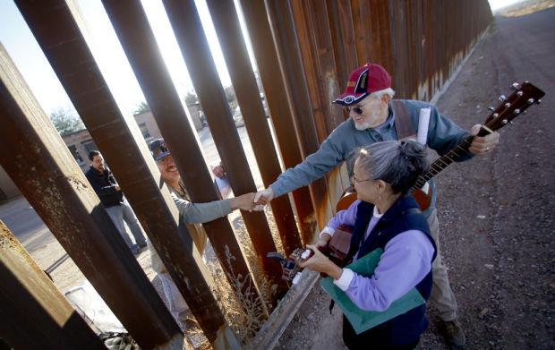 Accompaniment on U.S.-Mexicoborder
