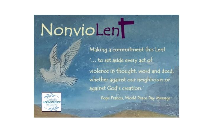 NonvioLENT from Pax ChristiUK